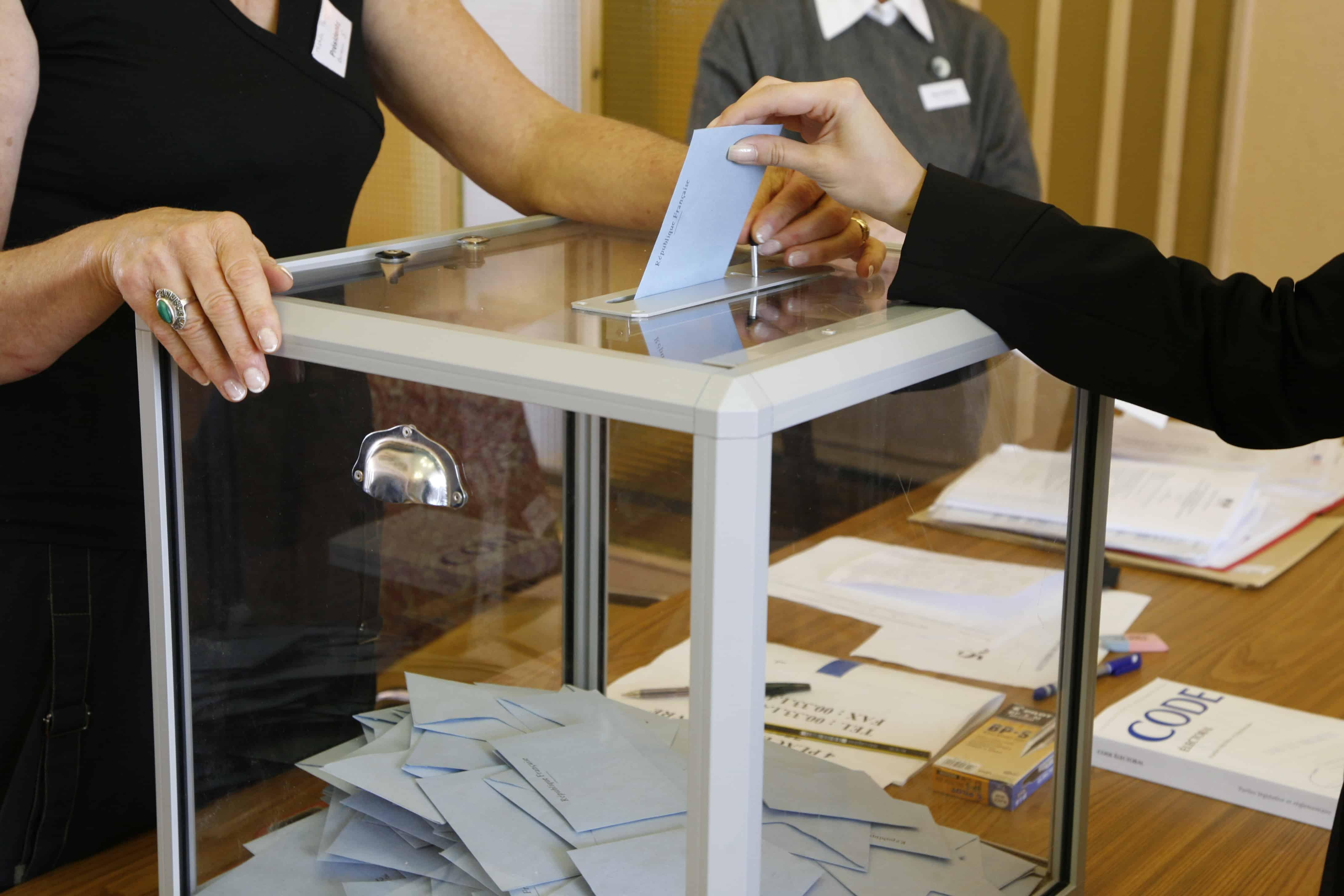 Elections législatives – Vote par correspondance