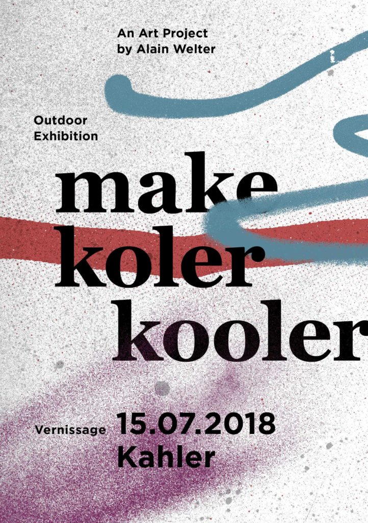 Flyer Make Koler Kooler