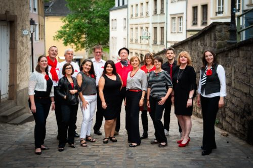 Luxembourg Jazz Voices