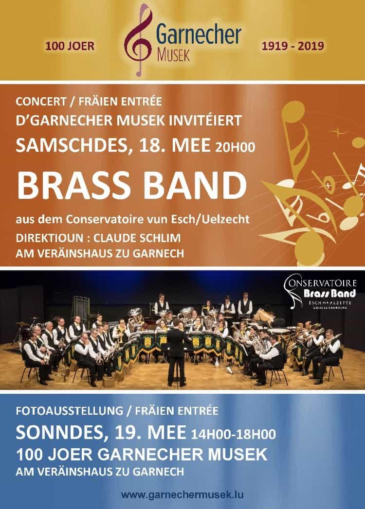 Concert Brass Band 18.5.2019
