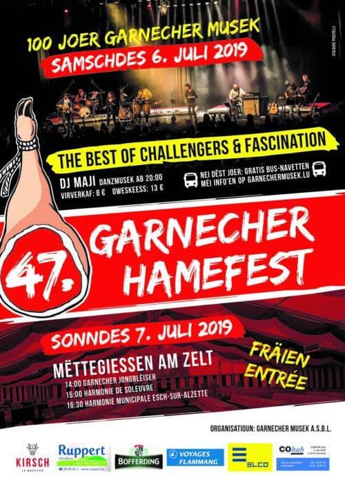 Hamefest 2019 - Affiche