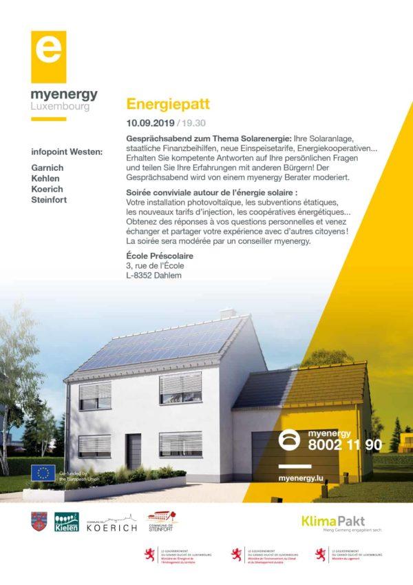 Energiepatt 10.9.2019
