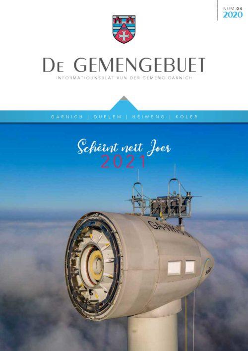 Gemengebuet 2020_04 - Cover